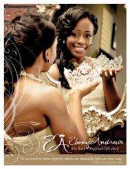 Press Kit [PDF] - Ebony Andrews - Home