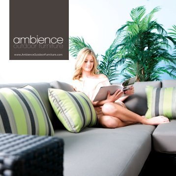 ambience - Luxury Outdoor Furniture