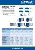 Hausanschluss- Linien- und Nachverstärker - Spaun - Seite 3