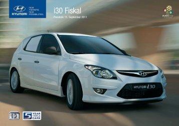i30 Fiskal - Hyundai