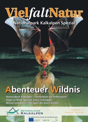 Vielfalt Natur Nr.19 - Nationalpark Kalkalpen
