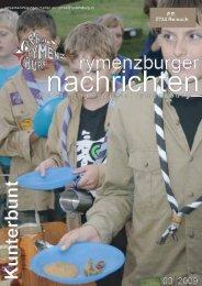 Wyna Hart recherchiert: Abteilungsleiter im Test - Pfadi Rymenzburg