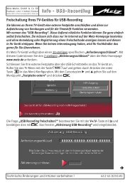 612450210-A1 USB-Freischaltung_611_D - Metz