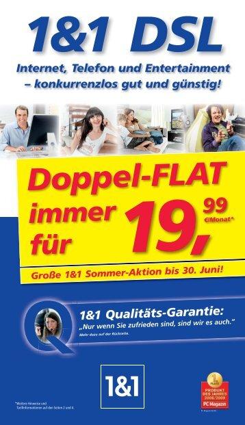 gibt´s bei Ihrem 1&1 Partner! - heinz-graf.de