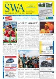 Buntes Markttreiben - Siegerländer Wochen-Anzeiger