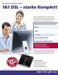Infos gibt´s bei Ihrem 1&1 - 1&1 Internet AG - Seite 2