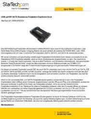USB-auf-IDE SATA Standalone-Festplatten-Duplikator ... - ICEcat.biz