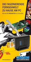 Die faszinierenDe fernsehwelt zu hause am PC