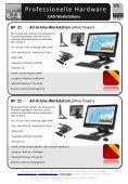 HP EliteBook 8770w - Widemann Systeme GmbH - Page 2