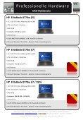 HP EliteBook 8770w - Widemann Systeme GmbH - Page 4