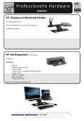 HP EliteBook 8770w - Widemann Systeme GmbH - Page 5