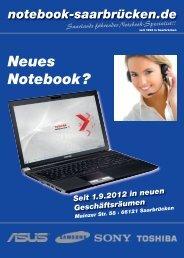 Autorisierter Service-Partner Reparatur von Notebooks/Laptops aller ...