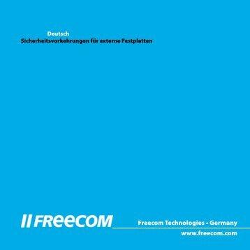 Sicherheitsvorkehrungen für externe Festplatten - OpenFSG