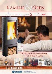 Wärme & Gemütlichkeit für Ihr Zuhause