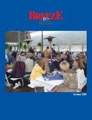 Breeze APril 2006 - California Yacht Club