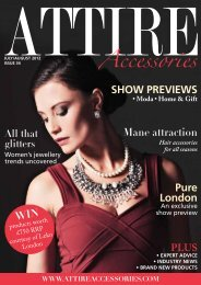 Low-resolution PDF (12Mb) - Attire Accessories magazine