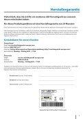 Bedienungsanleitung - Schuss Home Electronic - Seite 3