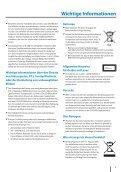 Bedienungsanleitung - Schuss Home Electronic - Seite 5