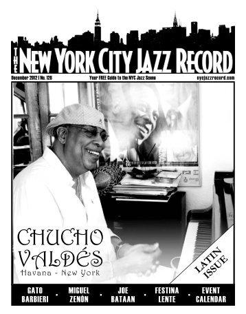 here - The New York City Jazz Record