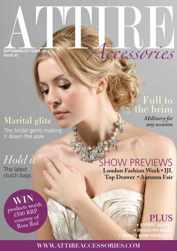 Low-resolution PDF (10Mb) - Attire Accessories magazine