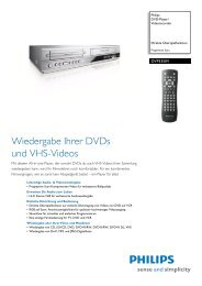 DVP3350V/02 Philips DVD-Player/Videorecorder