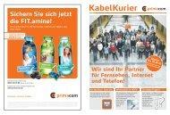 KabelKurier (PDF) - Primacom