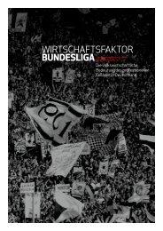 Wirtschaftsfaktor Bundesliga