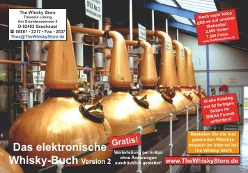 """""""Das elektronische Whisky-Buch"""" zum downloaden."""