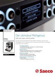 HD8855/01 Saeco Kaffeevollautomaten - Philips