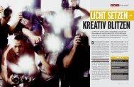 kreativ blitzen licht setzen - dets foto seite