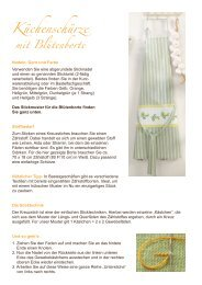 mit Blütenborte - for-me-online