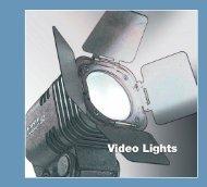 Video Lights - Kaiser Fototechnik