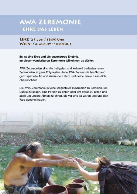 Spirituelle Kriegerin - Hawaiian spiritual healing academy