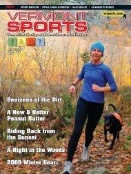 October 2009 - Vermont Sports Magazine