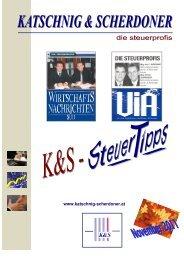 Steuertipps für Unternehmer - Steuerberatung