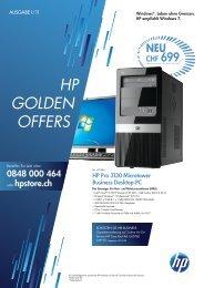 HP GOLDEN OFFERS
