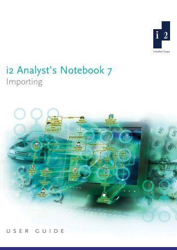2019 IBM i2 Analyst Notebook V8.9 training torrent & C2170 ...
