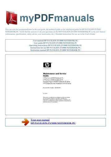 user manual hp jornada 520 pocket pc 1 rh yumpu com