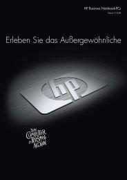 HP Business Notebooks.pdf - alphaTrust.ch ag