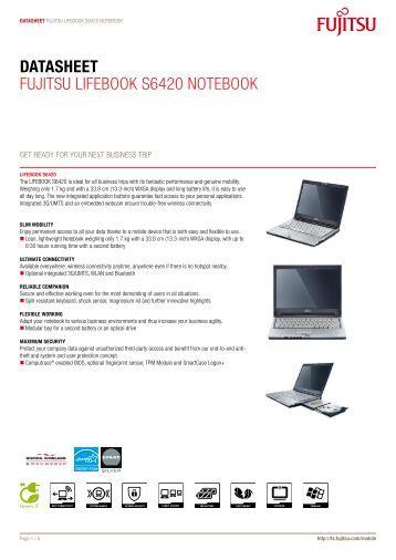 data sheet fujitsu lifebook ah530 notebook Data sheet fujitsu lifebook ah531/gfo notebook page 1 / 5 wwwfujitsucom /fts/mobile fujitsu recommends windows® 7 data sheet fujitsu lifebook.