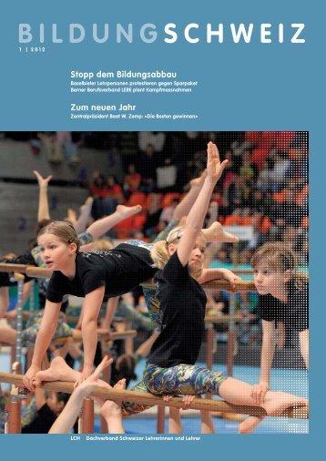 Heft 01_2012 - beim LCH