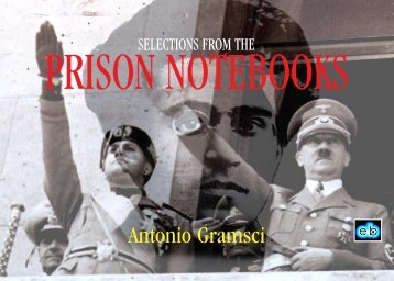 Selections from Prison Notebooks - Diary of a Walking Butterfly
