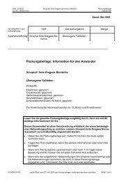 Packungsbeilage: Information für den Anwender