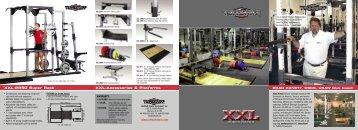 XXL-2950 Super Rack XXL-Accessories & Platforms