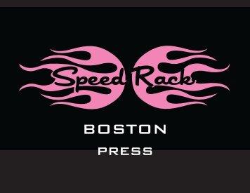 BOSTON Press - Speed Rack