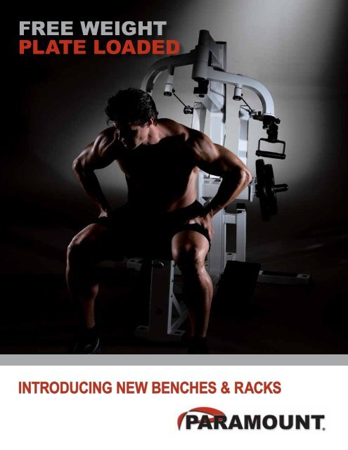 coMPanY ProFILe - Paramount Fitness