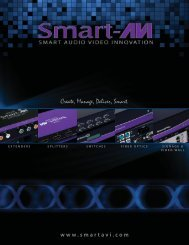 Download Catalog - SmartAVI
