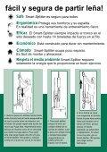la manera Smart-Splitter - AGMA AB - Page 3