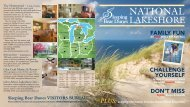 NATIONAL - Sleeping Bear Dunes