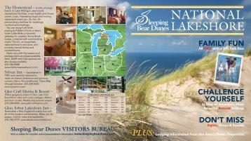 NATIONAL - Sleeping Bear Dunes
